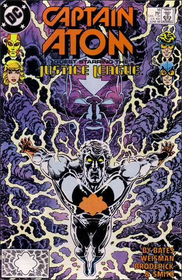 Captain Atom (1987) 16-A by DC