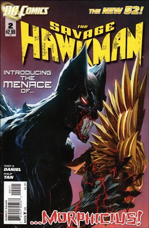 Savage Hawkman 2-A
