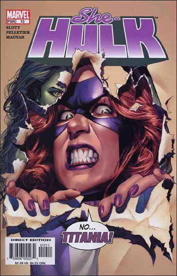She-Hulk (2004) 10-A by Marvel