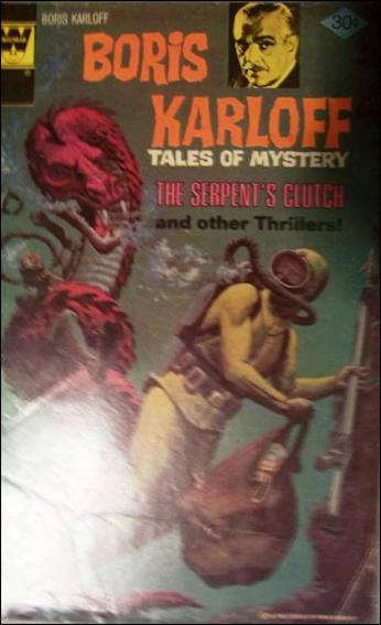 Boris Karloff Tales of Mystery 70-B by Gold Key
