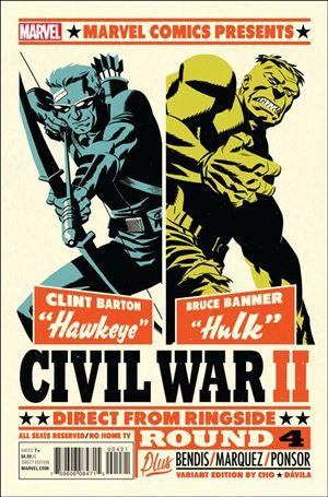 Civil War II 4-B