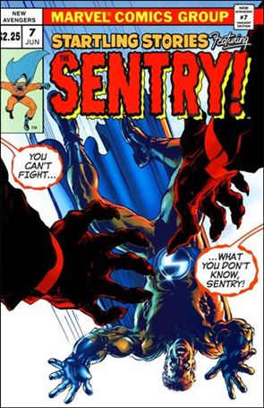 New Avengers (2005) 7-B