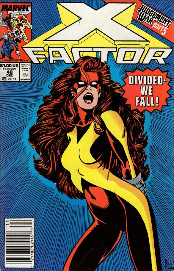 X-Factor (1986) 48-A by Marvel