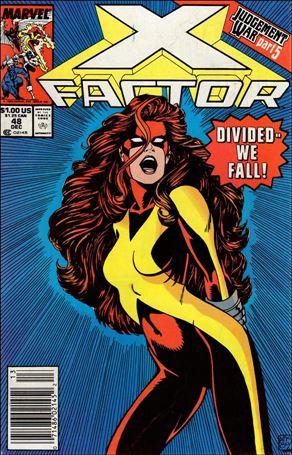 X-Factor (1986) 48-A