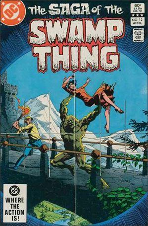 Saga of the Swamp Thing 12-A