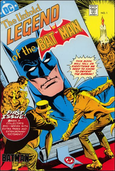 Untold Legend of the Batman 1-D by DC