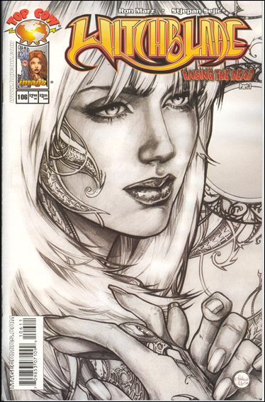 Witchblade 106-B by Top Cow
