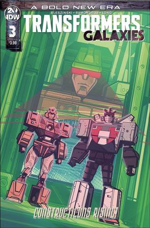 Transformers: Galaxies 3-C
