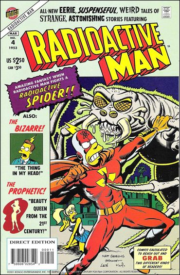 Radioactive Man (2000) 4-A by Bongo