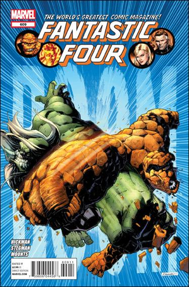 Fantastic Four (1961) 609-A by Marvel