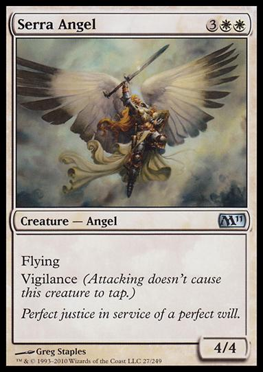 Magic the Gathering: 2011 Core Set (Base Set)27-A by Wizards of the Coast