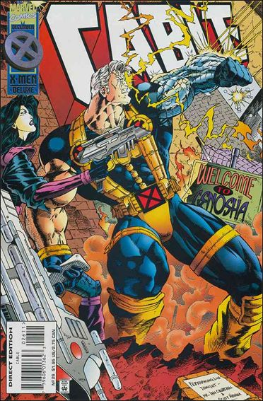 Cable (1993) 26-A by Marvel