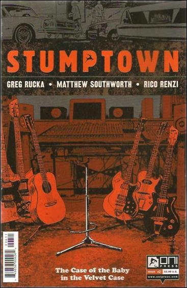 Stumptown (2012) 2-A by Oni Press