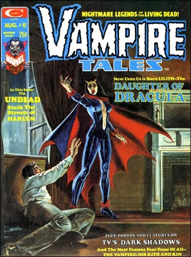 Vampire Tales 6-A by Marvel