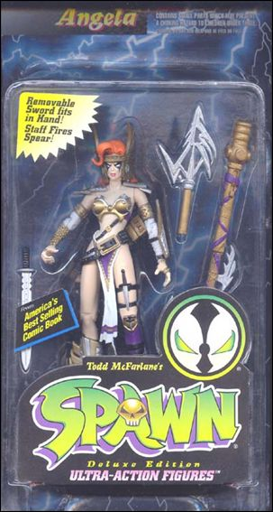 Spawn (Series  2) Angela by Todd Toys
