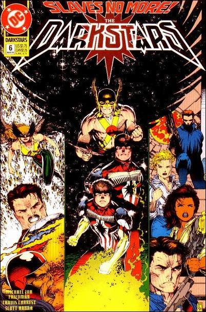Darkstars 6-A by DC