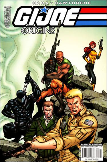 G.I. Joe: Origins 5-A by IDW