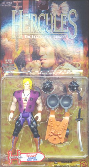 Hercules: The Legendary Journeys Basic Figures Iolaus by Toy Biz