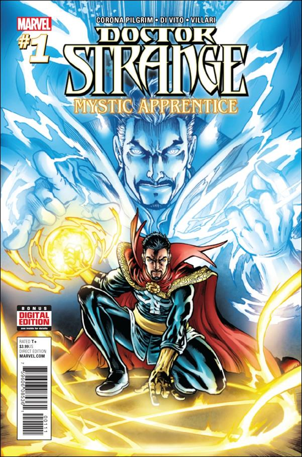 Doctor Strange: Mystic Apprentice 1-A by Marvel