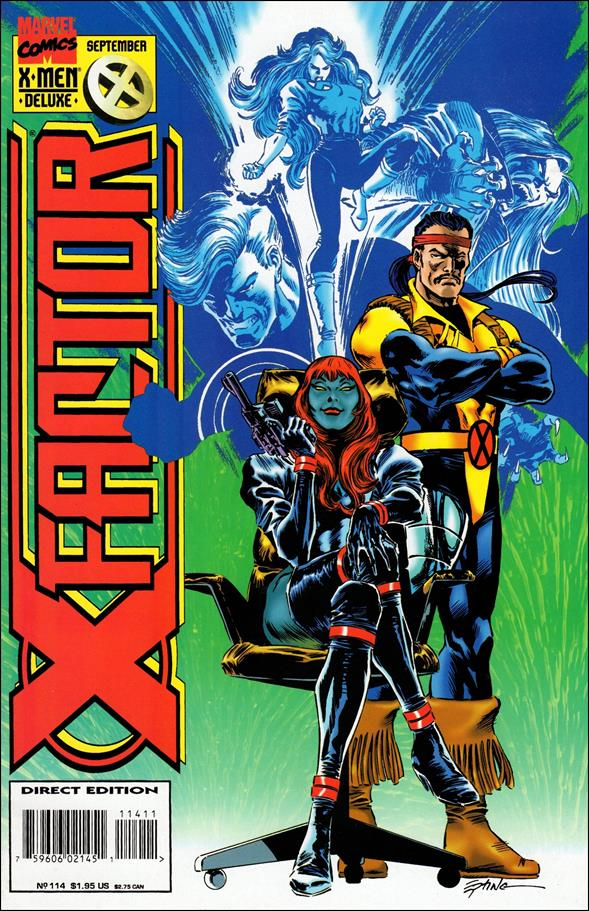 X-Factor (1986) 114-A by Marvel