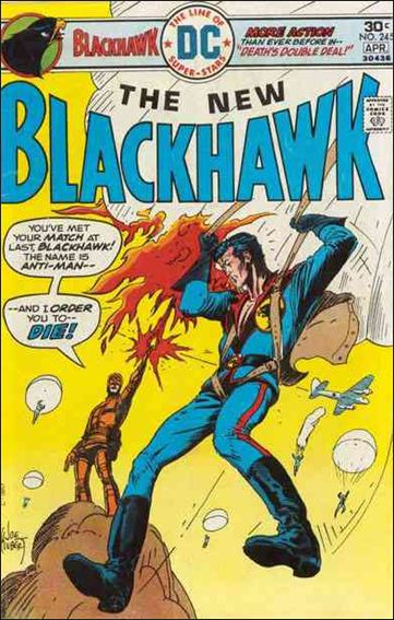 Blackhawk (1944) 245-A by DC