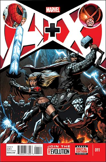 A+X 11-A by Marvel