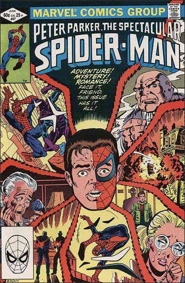 Spectacular Spider-Man (1976) 67-A by Marvel