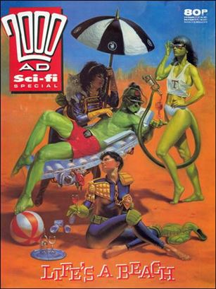 2000 A.D. Sci-Fi Special 12-A