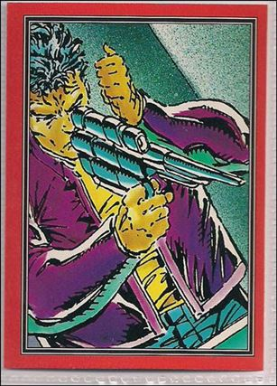Youngblood: Series 1 (Base Set) 18-A