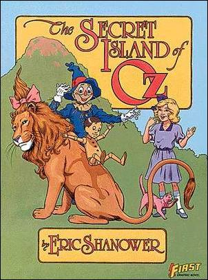 Secret Island of Oz 1-A by First