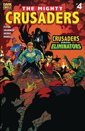 Mighty Crusaders (2017) 4-A