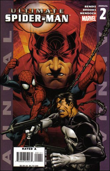 Ultimate Spider-Man Annual 2-A by Marvel