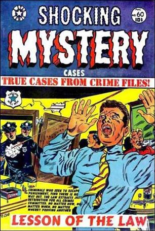 Shocking Mystery Cases 60-A