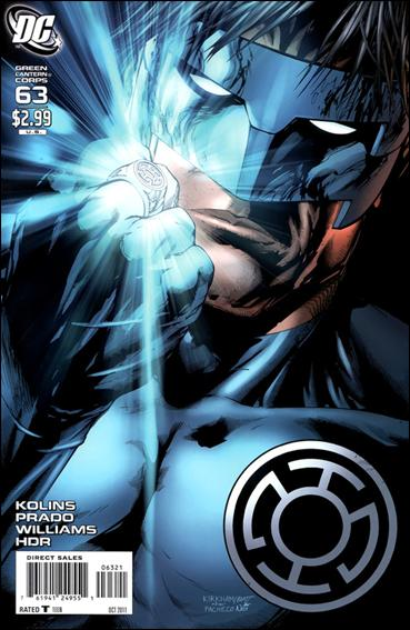 Green Lantern Corps (2006) 63-B by DC