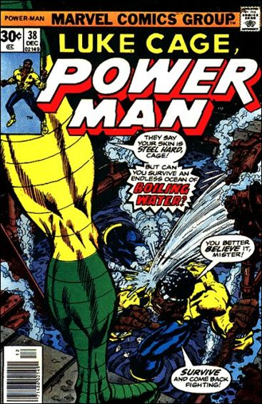 Power Man 38-A by Marvel