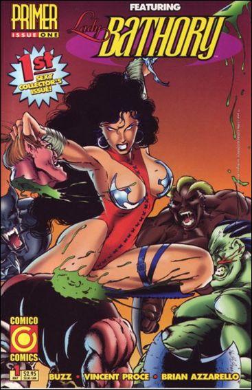Primer (1996) 1-A by Comico