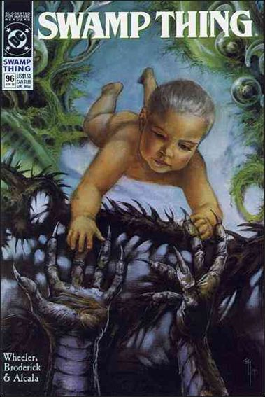 Swamp Thing (1986) 96-A by Vertigo