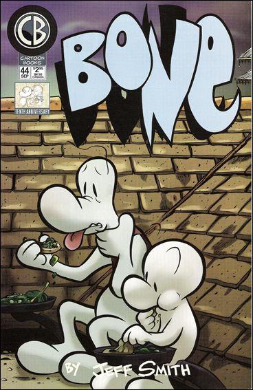 Bone (1991) 44-A by Cartoon Books