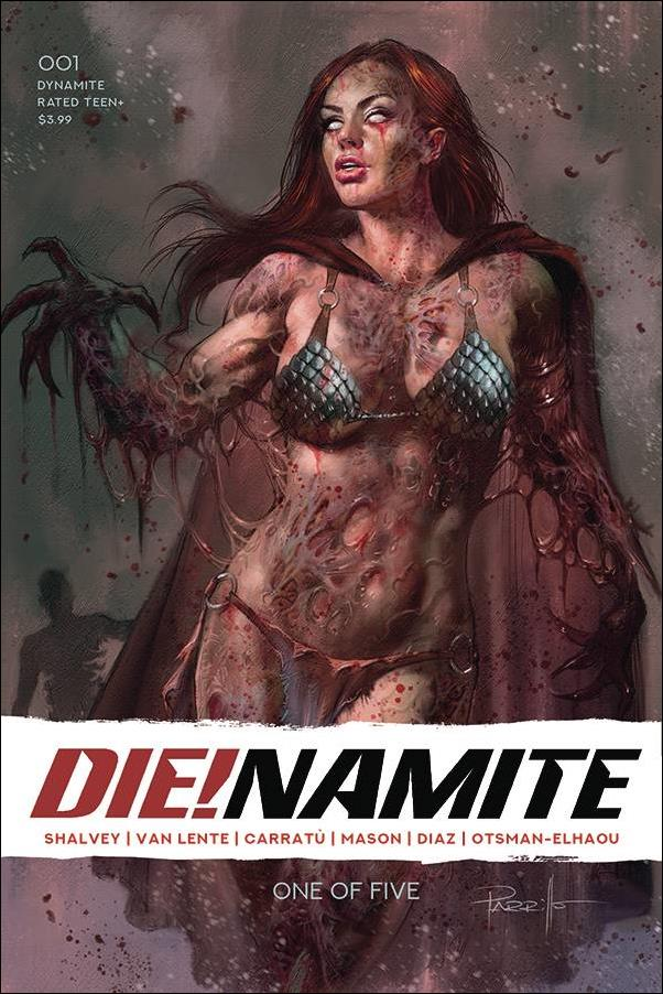 Die!namite 1-A by Dynamite Entertainment