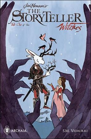 Jim Henson's The Storyteller: Witches 1-A