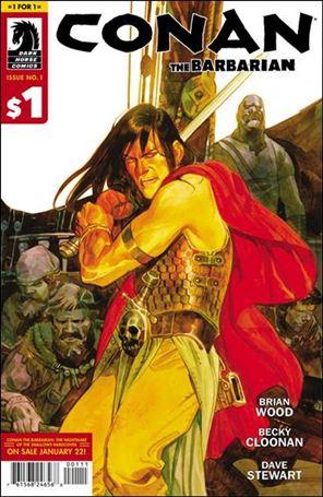 Conan the Barbarian (2012) 1-C