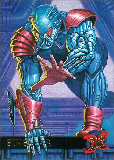 1995 Fleer Ultra X-Men (Base Set) 46-A by Fleer
