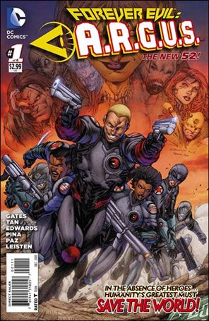 Forever Evil: A.R.G.U.S. 1-A