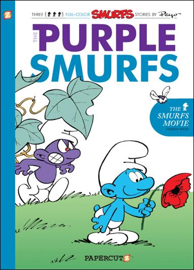 Smurfs 1-A by Papercutz