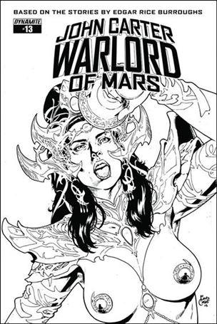 John Carter: Warlord of Mars (2014) 13-E