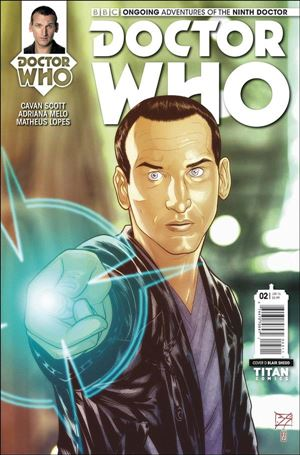 Doctor Who: The Ninth Doctor (2016) 2-D