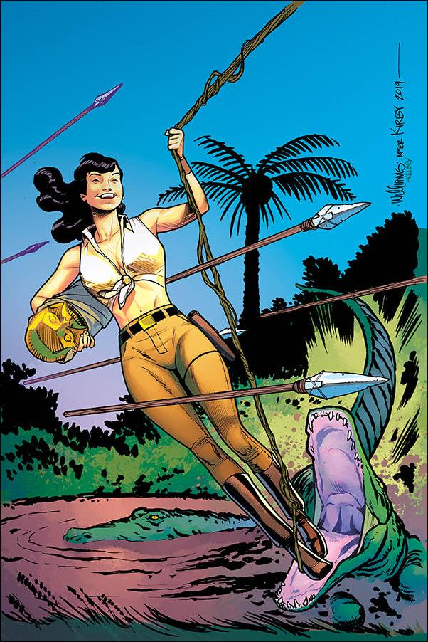 Bettie Page: Unbound 6-I by Dynamite Entertainment