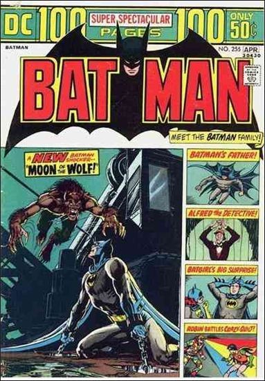 Batman (1940) 255-A by DC