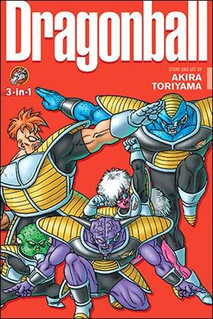 Dragon Ball (3 in 1 Edition) 8-A