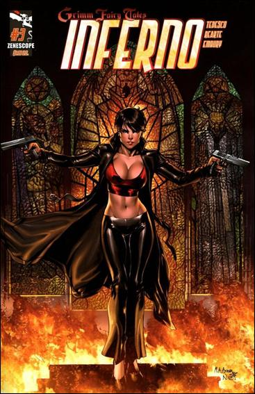 Grimm Fairy Tales: Inferno 3-A by Zenescope Entertainment